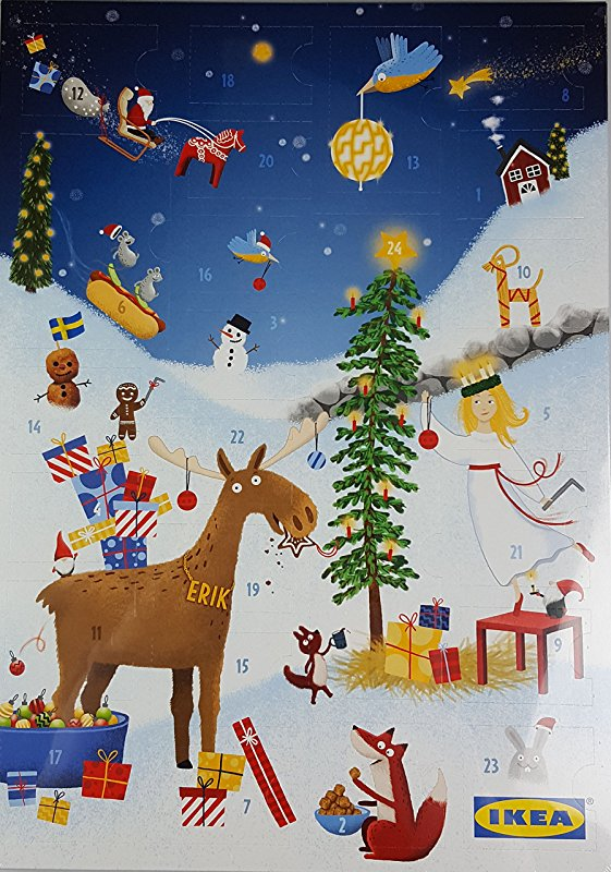Ikea Adventskalender 2019 Originelle Weihnachtskalender